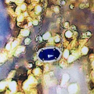 blue kendra scott